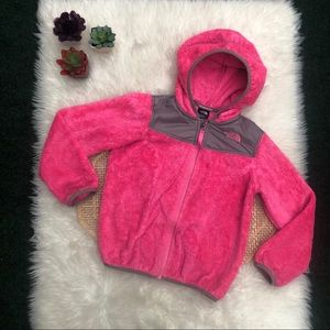 North Face Pink Oso Hoodie